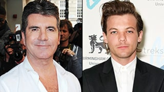 Simon Cowell Told Louis Tomlinson to