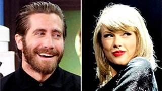 Jake Gyllenhaal's Interview Gets Soundtracked by Ex Taylor Swift's
