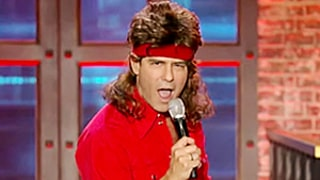 Andy Cohen Wears Giant Mullet Wig, Spanks Dancer in Lip Sync Battle Loverboy Performance: Watch Now!