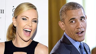 Charlize Theron: I Once Invited President Obama to a Strip Club
