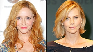 Christina Hendricks, 40, Is Okay Playing 39-Year-Old Charlize Theron's Mom in Dark Places