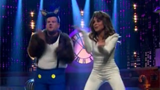Paula Abdul Recreates Amazing