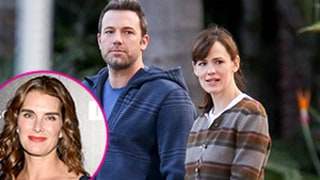 Ben Affleck, Jennifer Garner Rent Brooke Shields' Neighboring Home During Renovations
