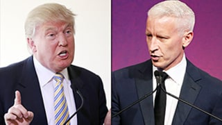 Donald Trump Blasts Anderson Cooper on CNN:
