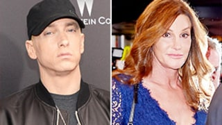 Eminem Makes Fun of Caitlyn Jenner in Freestyle Rap: