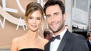 Adam Levine Serenades Behati Prinsloo With