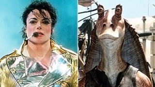 Michael Jackson Wanted to Play Jar Jar Binks in Star Wars Episode I: The Phantom Menace