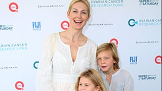 Kelly Rutherford Hits the Carpet With Her Kids Amid Custody Battle: Picture
