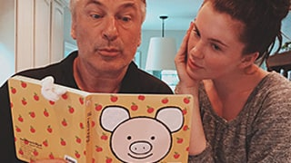Alec Baldwin, Daughter Ireland Mock His