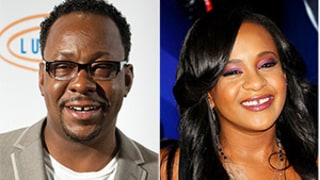 Bobby Brown Mourns