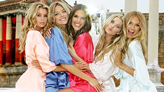 Victoria's Secret Angels Fly to Rome to Shoot Holiday Campaign: Get a Sneak Peek at the Sexy Photos to Come!