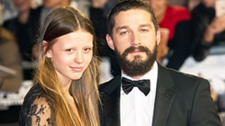 Shia LaBeouf's Heated Fight With Girlfriend Mia Goth Caught on Video:
