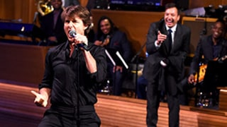 Tom Cruise Does Totally Awesome Lip Sync Battle With Jimmy Fallon: Watch the Must-See Video