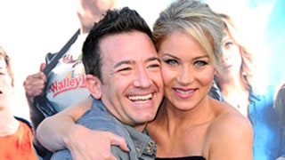 Christina Applegate Reunites With Her Married With Children Costar David Faustino: Photos!