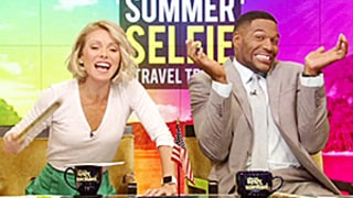 Michael Strahan Accidentally Gives Away Free Trip During Show and Kelly Ripa Thoroughly Relished in His Flub — Watch!