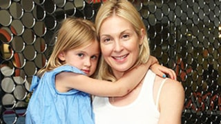 Celeb Sightings: Kelly Rutherford Bonds with Daughter Helena During Custody Battle