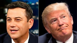 Jimmy Kimmel Lays Into Donald Trump With