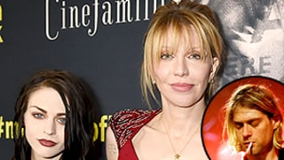 Courtney Love, Frances Bean Plead for Kurt Cobain Death-Scene Photos to Remain Sealed