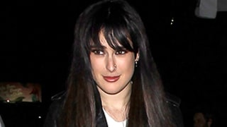 Rumer Willis Rocks Bangs and Extensions, Looks Like a Mini-Demi Moore at Zelda Williams' Birthday Party