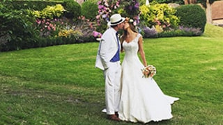 Guy Ritchie Kisses Bride Jacqui Ainsley at Wedding Bash: More Stunning Photos!