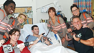 Female Ghostbusters Surprise Children's Hospital Patients in Full Costume: Pics!