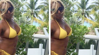 NeNe Leakes, 47, Rocks Sexy Yellow String Bikini on Vacation: I'm