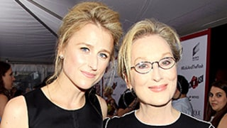 Meryl Streep, Look-Alike Daughter Mamie Gummer Light Up the Red Carpet: See the Cute Family Photos!