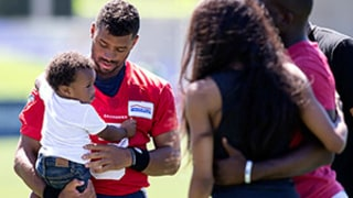 Future Vents After Ciara Brings Baby Future to Russell Wilson's Training Camp
