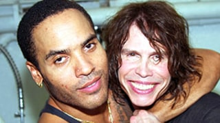 Steven Tyler Has the Perfect Reaction to Lenny Kravitz Accidentally Flashing His Penis — Read His Text Message