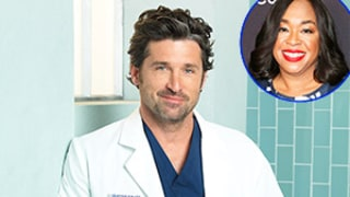 Shonda Rhimes Explains Why Derek Had to Die on Grey's Anatomy