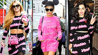 Paris Hilton, Rita Ora, and Charli XCX Wear Same Moschino Outfit: Who Wore It Best?