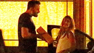 Ben Affleck Photographed With Nanny Christine Ouzounian Before Romance Reveal: Photos