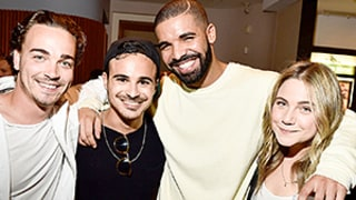 Drake Reunited With His Former Degrassi Costars And It's Everything: Photos