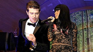 Robin Thicke Enlists Nicki Minaj for New Jam