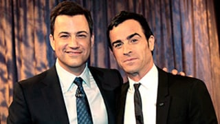 Justin Theroux's Bachelor Party Was Hosted by Jimmy Kimmel: Get the Details