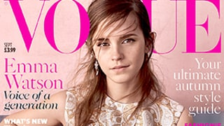 Emma Watson Went on a Silent Retreat Amid