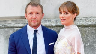 Guy Ritchie, Jacqui Ainsley Walk First Post-Wedding Red Carpet as Husband and Wife: Pictures