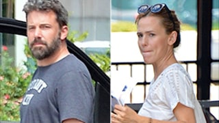 Ben Affleck, Jennifer Garner Step Out Together in Atlanta, Wear Wedding Rings for Family Outing