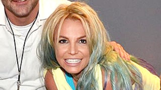 Britney Spears Tries Rainbow Hair, Plus More Celeb Color Makeovers From the Weekend