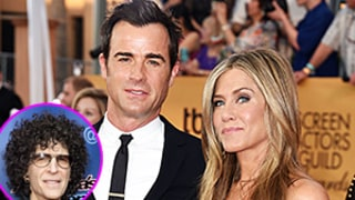 Howard Stern Spills All About Jennifer Aniston, Justin Theroux's Top Secret Wedding: Jimmy Kimmel Officiated!