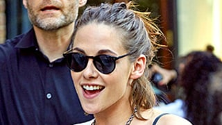Kristen Stewart Is Really Smiling, Meaning Your Monday Has Already Improved: See the Photos!