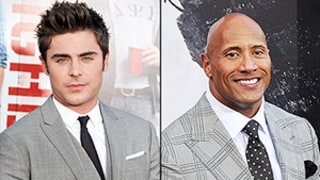 Zac Efron in Talks to Join Dwayne
