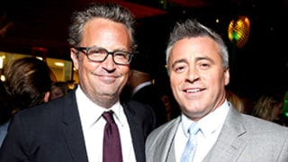 Matthew Perry, Matt LeBlanc: Nope, We Weren't Invited to Jennifer Aniston's Wedding