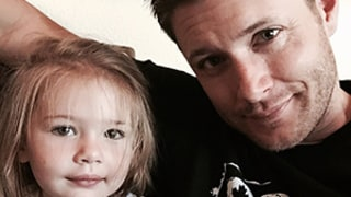 Jensen Ackles Joins Instagram, Posts Adorable Photo of Daughter Justice