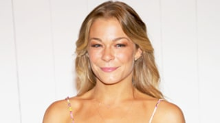LeAnn Rimes Takes 40 Pills a Day, Spray Tans, and Works Out at Home