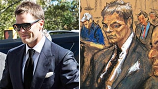 Tom Brady's Courtroom Sketch Looks Nothing Like Him and the Internet Is Having a Blast With It