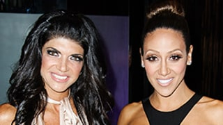 Teresa Giudice's Daughters Attend Cousin's Birthday Bash at Melissa Gorga's House: Cute Family Pics!