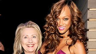 Tyra Banks Says She and Hillary Clinton Once Gabbed About Their Cellulite: