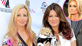 Lisa Vanderpump, Camille Grammer Open Up About Kim Richards: