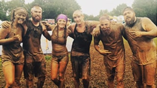 Maci Bookout Shows Off Lean Post-Baby Body in Mud Run Three Months After Giving Birth!